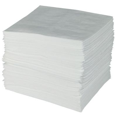 ANCHOR BRAND Marine Use Oil-Only Sorbent Pads, Light-Weight, Absorbs 24.5 gal, 15 in x 19 in