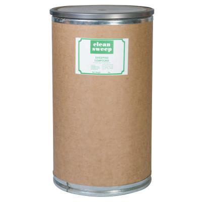 ANCHOR BRAND Oil-Based Sanded Floor Sweeping Compound, Red, 300 lb