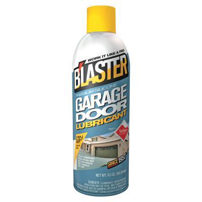 BLASTER Garage Door Lubricants, 11 oz Can