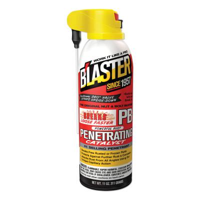 BLASTER Penetrating Catalyst with ProStraw™, 11 oz, Aerosol Can