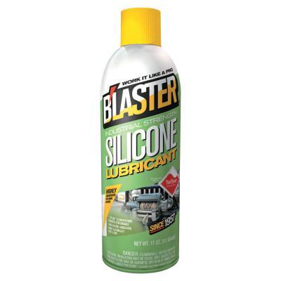 BLASTER Silicone Lube, 11 oz Aerosol Can