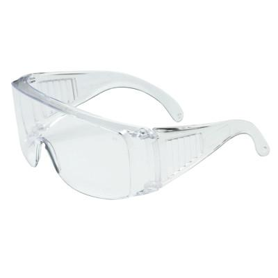 PIP Scout Series Safety Glasses, Clear Lens, Hard Coat, Clear Frame