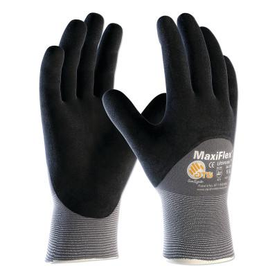 PIP Maxiflex™ Seamless General Duty Glove, XL, Black/Gray