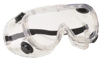 PIP 441 Basic-IV Indirect Vent Goggles, Clear Fogless/Clear