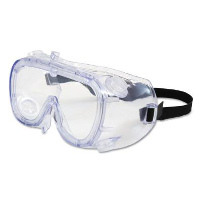 PIP 551 Softsides Indirect Vent Goggles, Clear Fogless/Clear