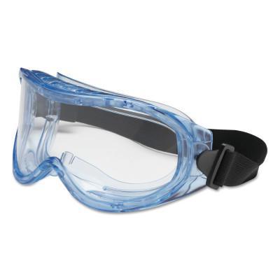 PIP 5300 Contempo Goggle, Clear Fogless/Blue Tint