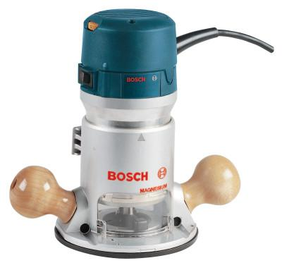 BOSCH POWER TOOLS 1-3/4HP FIXED BASE ROUTER