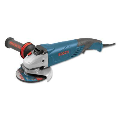 BOSCH POWER TOOLS Rat Tail Grinders, 5 in Dia, 9.5 A, 11,000 rpm, Trigger; Lock-On/Off Switch