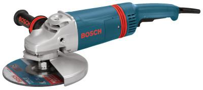 BOSCH POWER TOOLS Large Angle Grinders, 9 in Dia, 15 A, 6,000 rpm, Lock on/off Switch