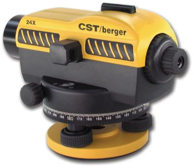 "CST/BERGER SAL ""N"" Series Automatic Levels, 11 in, 300 ft Range"