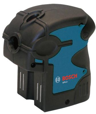 BOSCH POWER TOOLS 2-Point Self-Leveling Alignment Lasers, 30 ft Range