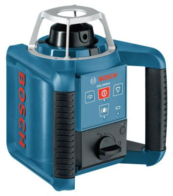 BOSCH POWER TOOLS Self Leveling Rotating Lasers, 7 1/2 in, 1000 ft Range