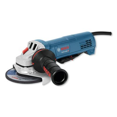 BOSCH POWER TOOLS 4-1/2-Inch Ergonomic Angle Grinder With No Lock-On Paddle Switch