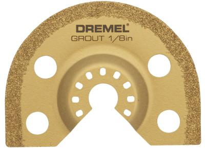 DREMEL 1/8 INCH GROUT REMOVAL BLADE