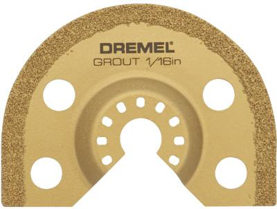 DREMEL 1/16 INCH GROUT REMOVAL BLADE