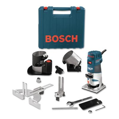 BOSCH POWER TOOLS ELECTRONIC VARIABLE SPEED PALM ROUTER INSTALLER