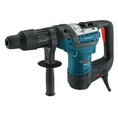 BOSCH POWER TOOLS SDS-max Combination Rotary Hammers, 1 9/16 in Drive, 360° Auxiliary Handle