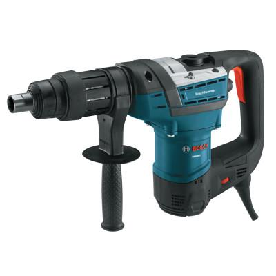 BOSCH POWER TOOLS Spline Combination Rotary Hammers, 1 9/16 in Drive, 360° Auxiliary Handle