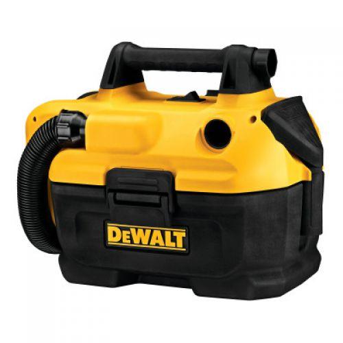 DEWALT Wet/Dry Vacuums, 18V-20V MAX, Li-Ion, 2 Gallon, Bare Tool