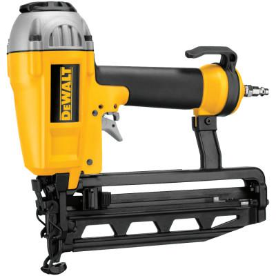 "DEWALT HEAVY-DUTY 1"" - 2-1/2""16GA FINISH NAILER"