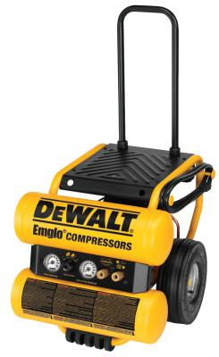 DEWALT HEAVY DUTY 1.1HP ELECTRIC AIR COMPRESSOR W/PANEL