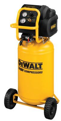 DEWALT HEAVY DUTY 200PSI 15 GALLON 120V ELECTRIC COMPRE