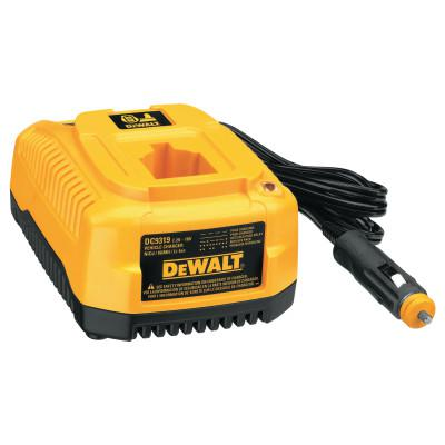 DEWALT One-Hour Vehicle Battery Charger for 7.2V-18V NiCd/NiMH/Li-Ion Batteries