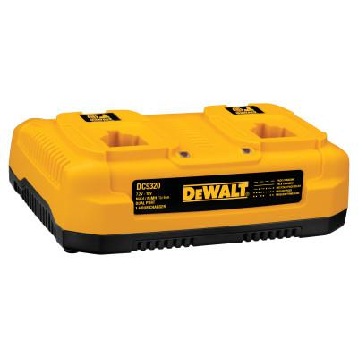 DEWALT Dual Port Chargers, 7.2 to 18 V