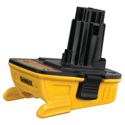 DEWALT 18V Tool Battery Adapters, For 18V DeWalt Tools
