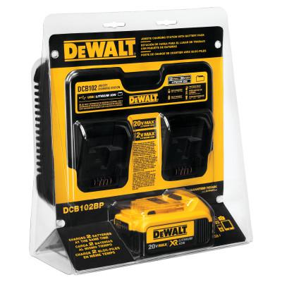 DEWALT Jobsite Charging Stations, 12 to 20 V