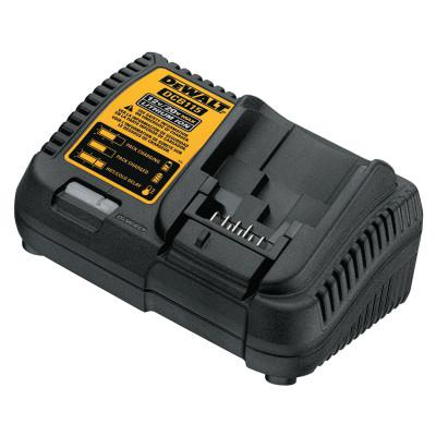 DEWALT 12V MAX* Lithium Ion Battery Charger, 90 min Charge Time