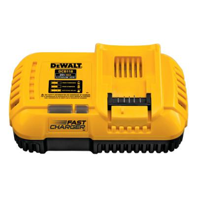 DEWALT Fan Cooled Fast Chargers, 20 to 60 V