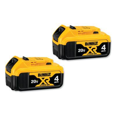DEWALT Battery Packs, 20 V