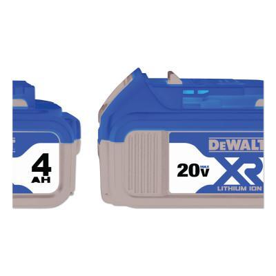 DEWALT 20-Volt MAX XR Lithium-Ion Premium Battery Pack 4.0Ah