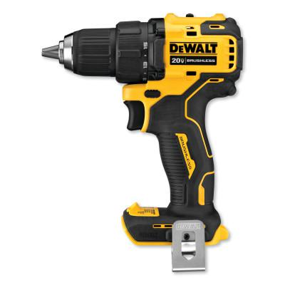 DEWALT Atomic Compact Series 20V MAX* Brushless Drill/Driver, 1/2 in, 1.5 Ah
