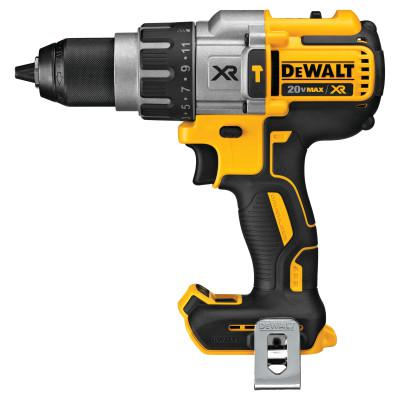 DEWALT 20V MAX XR Lithium Ion Brushless Compact Hammerdrill Kits, 1/2 in, Ratcheting