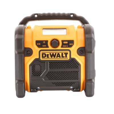 DEWALT DCR018 18V NiCad/Li-Ion/12V/20V MAX* Compact Worksite Radios (Radio Only)