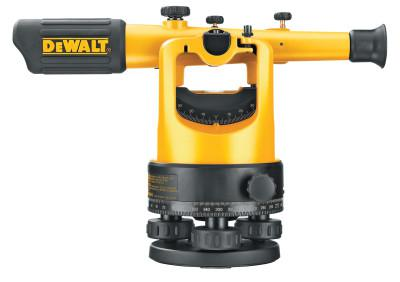 DEWALT Optical Instruments, Transit Level Kit, 200 ft Range