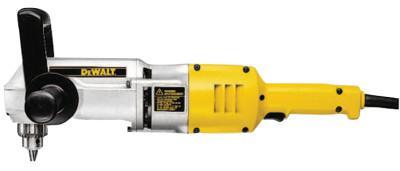 DEWALT Stud & Joist Drills, 1/2 in Keyed Chuck, 300 rpm; 1,200 rpm