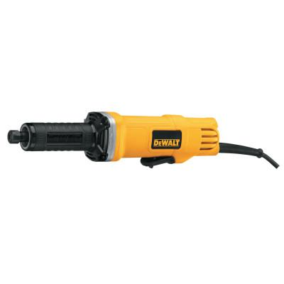 DEWALT Die Grinder With Lock, 1-1/2 in Wheel Diameter, 120V, 4.2 Amp, Up to 25,000 rpm