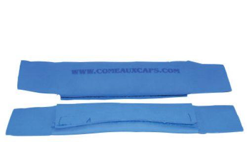 COMEAUX CAPS Cooling Sweatbands, Blue