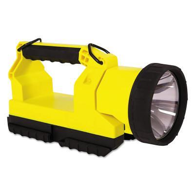 BRIGHT STAR Lighthawk LED Gen II 4 Cell Lanterns, 125/300 Lumens, Yellow, 12/24 V DC