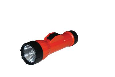 BRIGHT STAR LED WorkSAFE Waterproof Flashlights, 2 D, 50 lumens