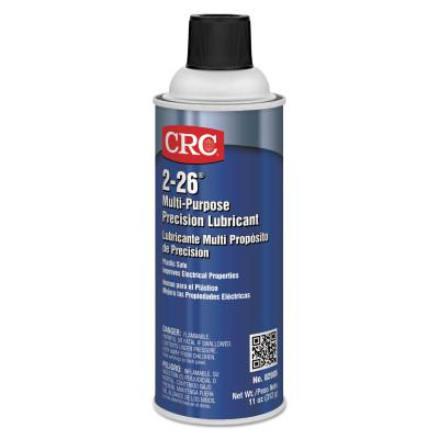 CRC 2-26 Multi-Purpose Precision Lubricants, 16 oz, Aerosol Can