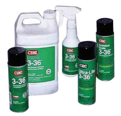 CRC 3-36 Multi-Purpose Lubricant & Corrosion Inhibitor, 6 oz Aerosol Can