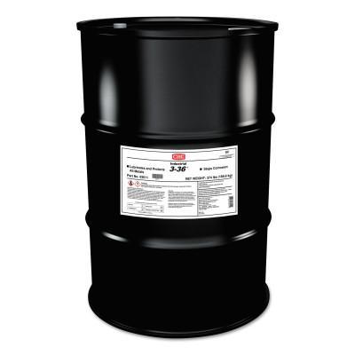 CRC 3-36 Multi-Purpose Lubricant & Corrosion Inhibitor, 55 Gallon Drum