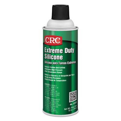 CRC Extreme Duty Silicone Lubricants, 16 oz Aerosol Can
