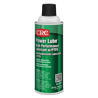 CRC Power Lube High-Performance Lubricants with PTFE, 11 oz, Aerosol Can
