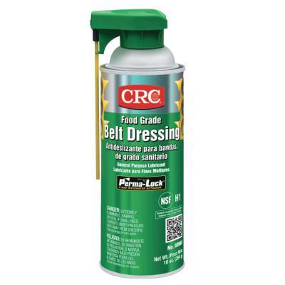 CRC Belt Dressing Lubricants, 10 oz Aerosol Can