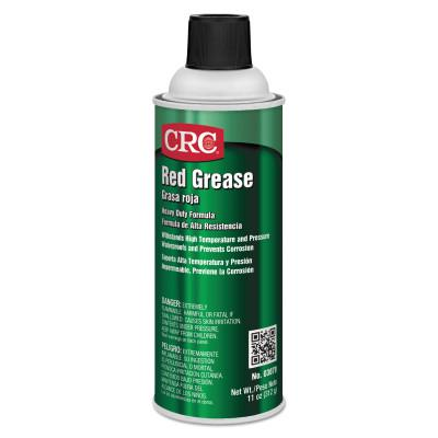 CRC Red Grease, 11 oz Aerosol Can